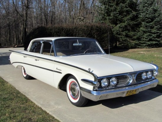 One of last Edsels - 1960 Edsel Ranger sedan