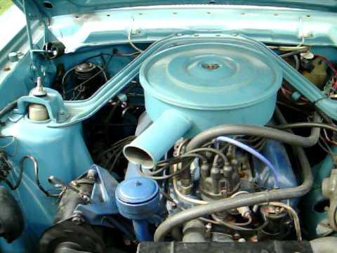 ford 221 v8 engine