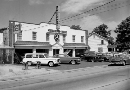 old studebaker dealerships