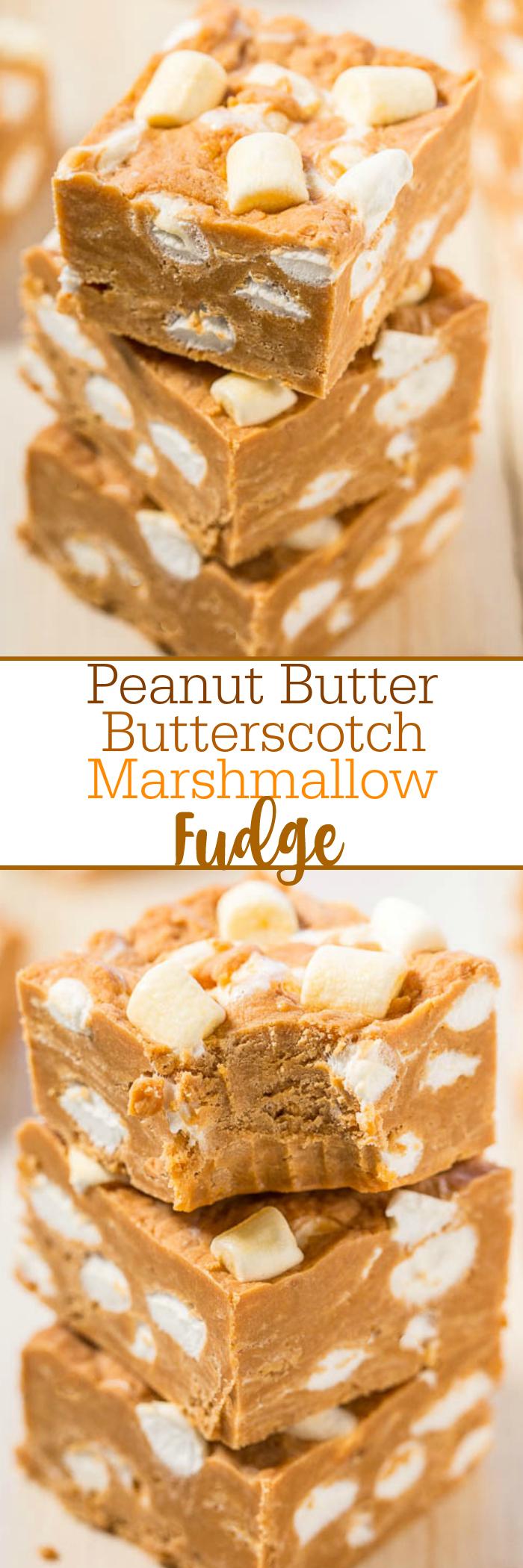 Large Of Peanut Butter Fudge Marshmallow Creme