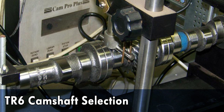 Triumph TR6 Camshaft Selection Avery Motorsports