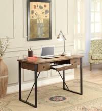Industrial Style Desk with Keyboard Drawer CO 200 | Desks