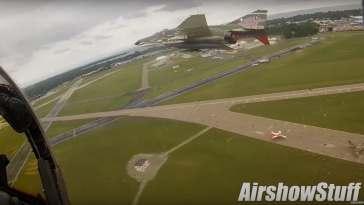 Screenshot of AirshowStuff Video