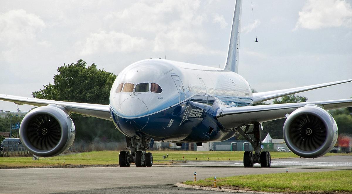 B787 Dreamliner