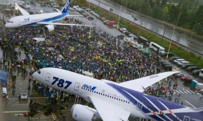 Foto: Divulgação - Boeing