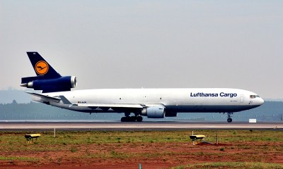 Lufthansa Cargo - D-ALCN