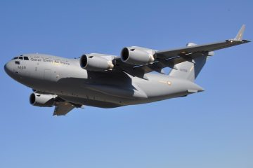 C-17 Globemaster II Qatar Emiri Air Force