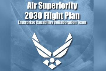 usaf air superiority 2030 flight plan