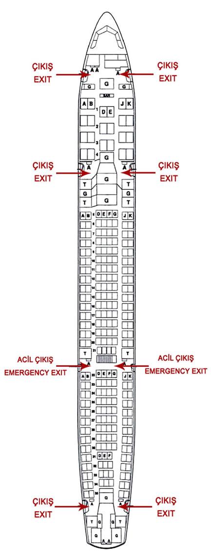 airlines seat chart - Hunthankk