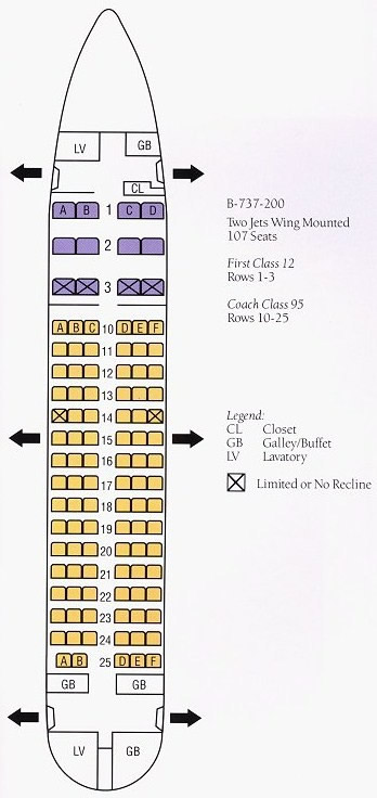 AIRLINE SEATING CHARTS Boeing Airbus Aircraft Seat Maps JetBlue