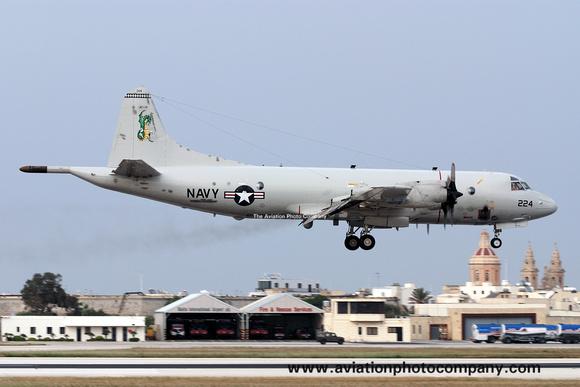 The Aviation Photo Company P-3 Orion (Lockheed) US Navy VP-4