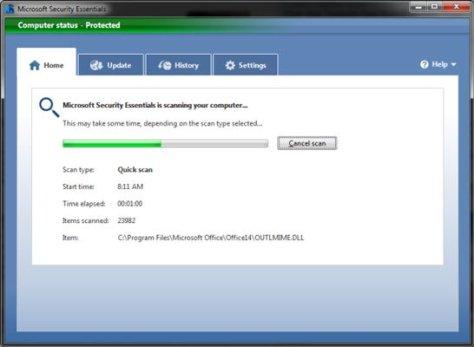Microsoft security essential2
