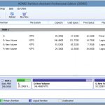 AOMEI Partition Assistant Pro Edition 5.1
