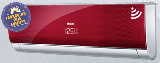 Haier smart AC : Control your Air Conditioners remotely from smartphone via an App