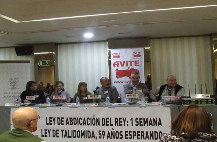 Resultado de búsqueda X Congreso de AVITE y Asamblea General anual de socios, Madrid, sábado 17 de septiembre de 2016