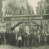 Görsel Rıfat N. Bali'nin 1934 Trakya Olayları isimli kitabında kullanılmıştır.