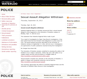 Allegation Withdrawn
