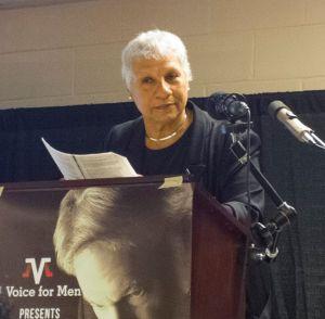 Senator Anne Cools