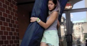 Columbia Emma Sulkowicz mattress piece theater