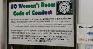 University of Queensland Women's Room