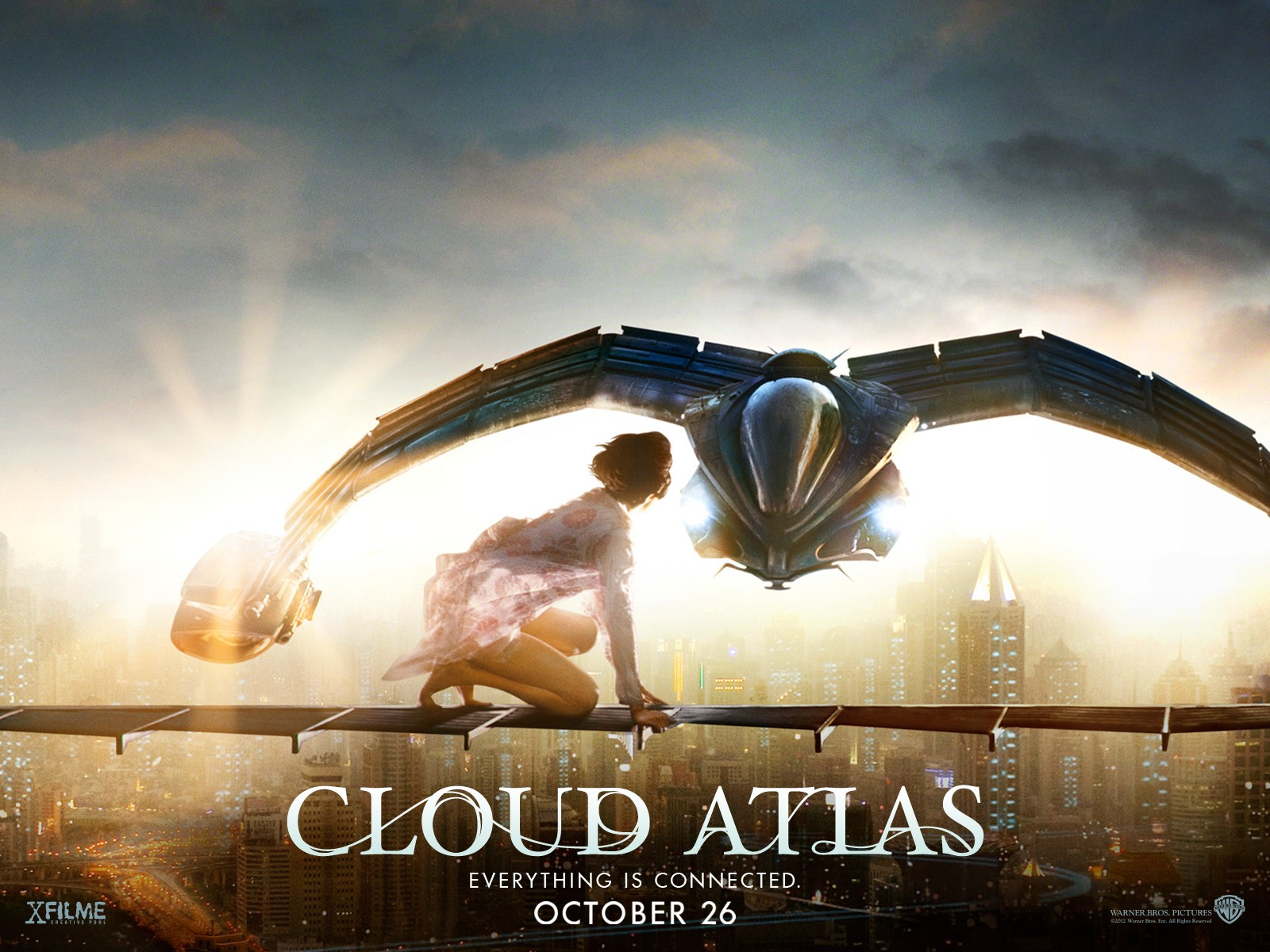 Guns Wallpaper Hd Cloud Atlas Ultimate Edition Le Test Blu Ray