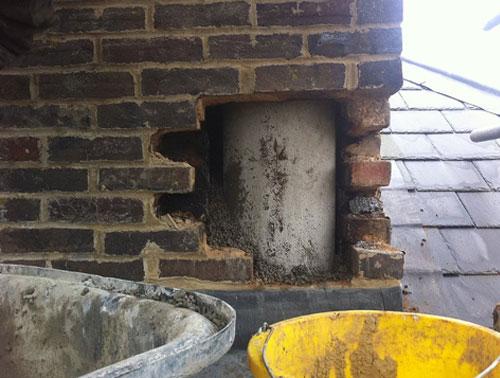Cracked Chimney Pot Repair Freegettax