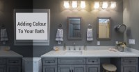 Remodeling Baths With New Colour Combinations  Avonlea ...