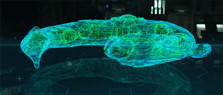 3d Hologram Wallpaper Gif Three Simple Reasons Why Prometheus Is An Alien Movie