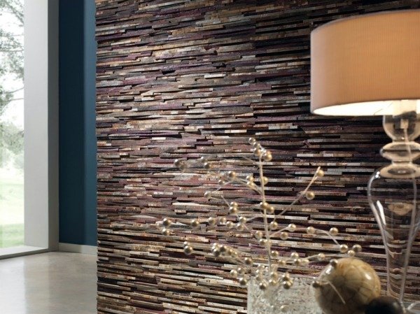 3d Brick Wallpaper Philippines Cheap Wall Covering With Artificial Stone Interior