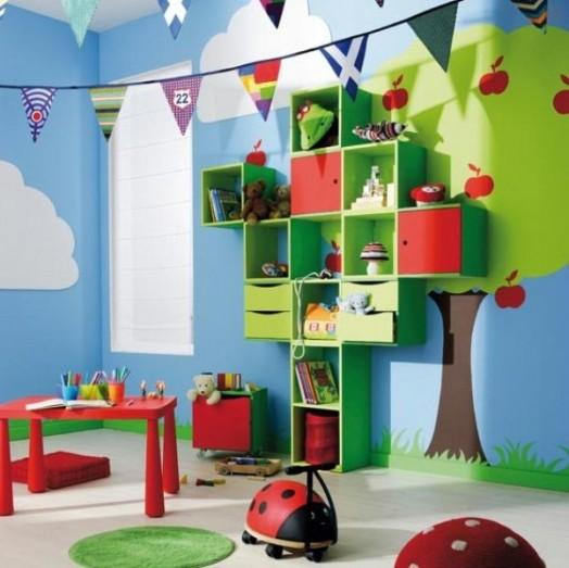 Tinker Playground at home u2013 20 fun ideas Interior Design Ideas - home playground ideas