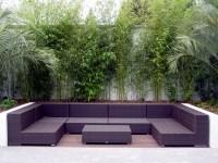 Modern Garden Furniture for Contemporary Patio | Interior ...