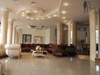 Ceiling design in living room  amazing, suspended ...