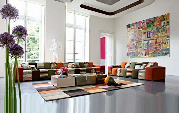 Good Feng Shui Living Room u2013 you determine the Bagua of your - feng shui living room colors
