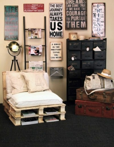 70 pallets of furniture – beautiful craft and interior design ideas for you | Interior Design ...