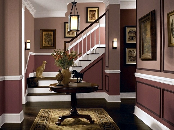 Chocolate brown is classic if i in this corridor random times i ll