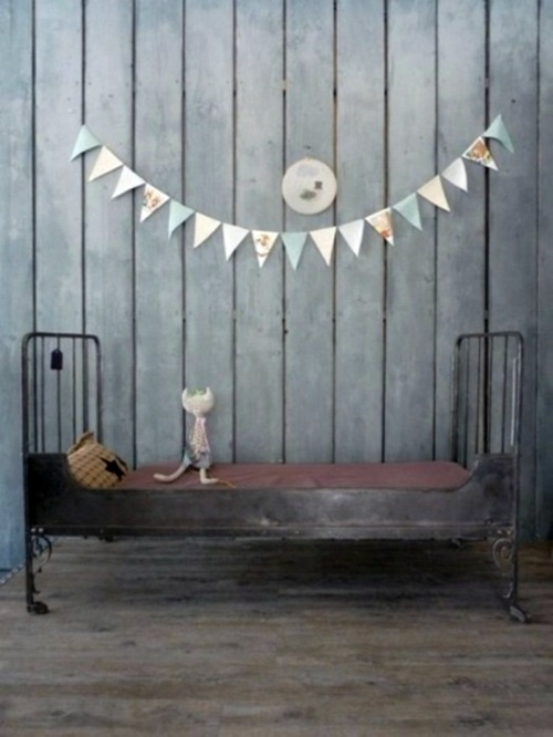 11 cozy, industrial Nursery Design Ideas
