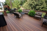 Terrace with teak wood flooring  modern solution for any ...