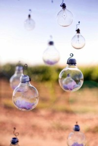 DIY decoration from bulbs  120 craft ideas for old light ...