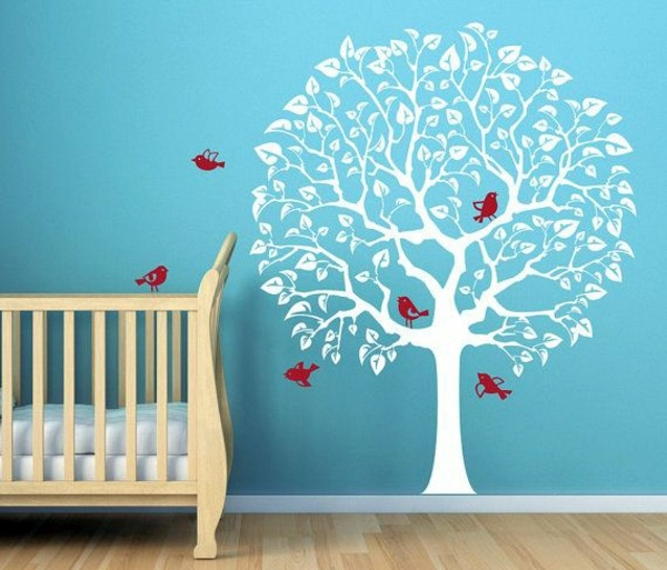 Baby Girl Nursery Wallpaper Uk Kids Room Walls Make Funny Wall Stickers And Wall Decals