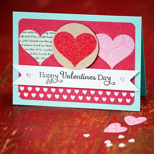 32 Ideas for Handmade Valentine\u0027s Day Card Interior Design Ideas