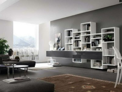 30 interior design ideas for wall paint in shades of gray – trendy color design | Interior ...