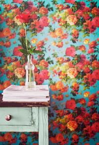 Living room wall design ideas  cool examples of wallpaper ...
