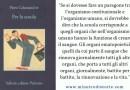 """Diritto + Letteratura: Calamandrei, 60° anniversario della scomparsa. La scuola è un organo """"costituzionale"""""""
