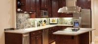 Mahogany | Salt Lake City, Utah | AWA Kitchen Cabinets