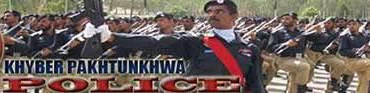 Khyber Pakhtunkhwa Police banner