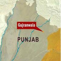 Gujranwala Map