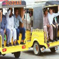Ban On Qingqi Rickshaw