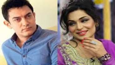Meera Invites Amir Khan to Pakistan