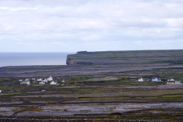 Aran Islands - View