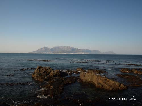 Cape town robben island a wandering sole - Robben island and table mountain tour ...